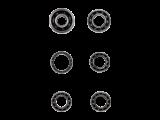 Kit rodamientos Ceramicspeed Corima 1