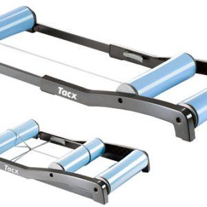 El Tacx Antares T-1000 rodillo plegable