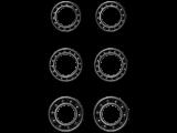 Kit rodamientos Ceramicspeed DT Swiss 1