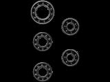 Kit rodamientos Ceramicspeed Mavic 1