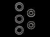 Kit rodamientos Ceramicspeed Mavic 16