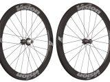 Juego ruedas VISION Metron 55 SL disco tubular/cubierta