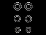 Kit rodamientos Ceramicspeed Profile Design 1