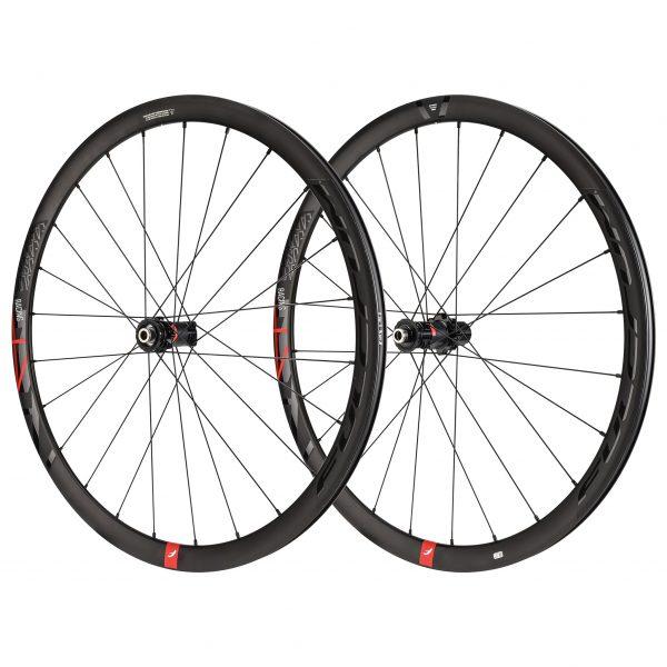 Juego ruedas Fulcrum Racing 4 disco aluminio 2020