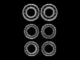 Kit rodamientos Ceramicspeed Zipp 4