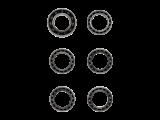 Kit rodamientos Ceramicspeed Zipp 6