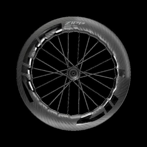 Juego ruedas Zipp 858 NSW tubeless disco