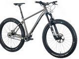 Bicicleta mtb PILOT Locum Pinion titanio 27.5″