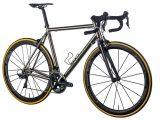 Bicicleta carretera PILOT Magna titanio