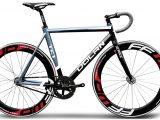 Bicicleta  pista DOLAN TC1 aluminio (sugino DD75-FFWD)
