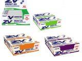 Caja geles ZIPVIT ZV7 energy carbohidratos 24 uds.