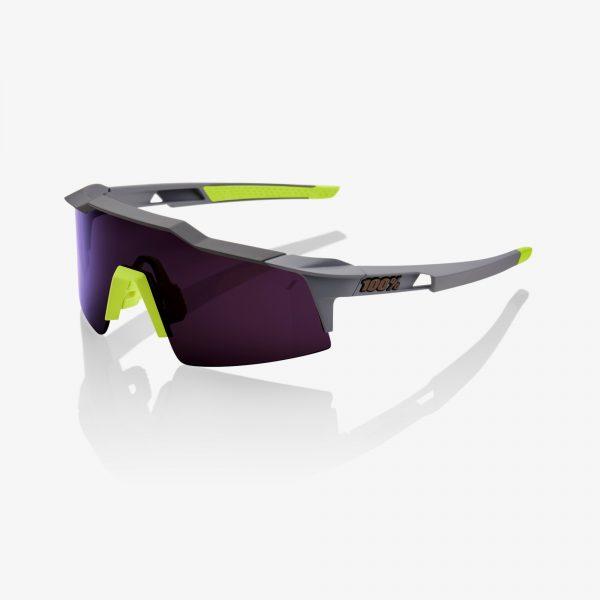 Gafas 100% Speedcraft SL midnight soft tact