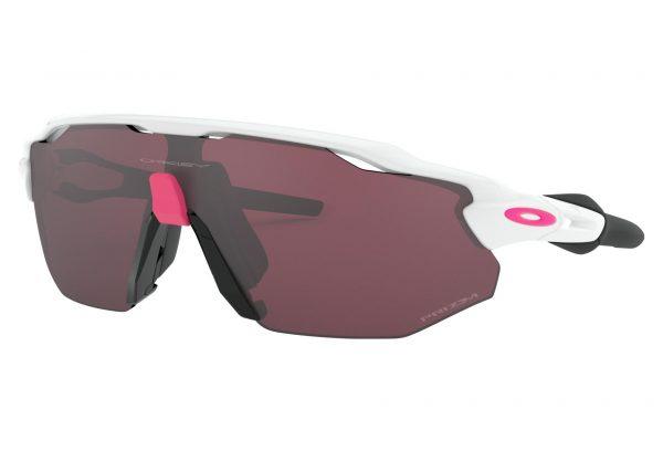 Gafas Oakley Radar EV Advancer OO9442-0438 blancas Prizm