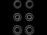 Kit rodamientos ruedas CeramicSpeed Lightweight-1