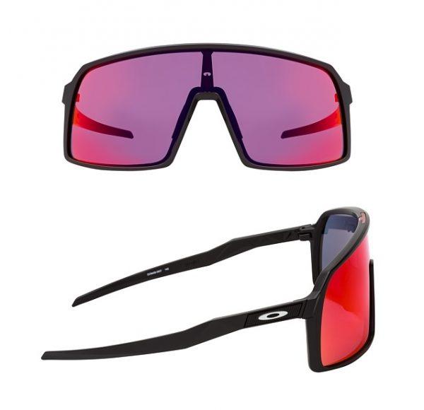 Gafas Oakley Sutro Prizm negro mate OO9406A-0637