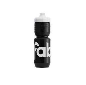 Bidón térmico Fabric 650 ml negro/blanco