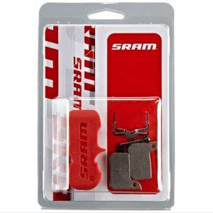 Pastillas freno SRAM para disco hidráulico