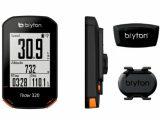 GPS BRYTON rider 320 T (sensor de cadencia + frecuencia cardiaca)