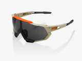 Gafas 100% Speedtrap soft tact quicksand smoke 100-61023-104-57