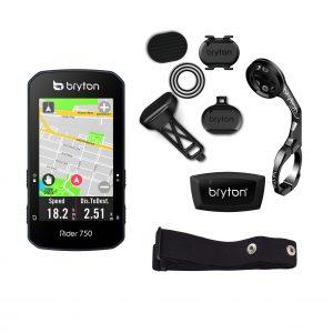 GPS BRYTON rider 750 T