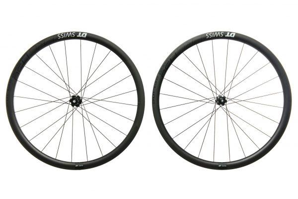 Juego ruedas DT SWISS PRC 1450 Spline 35 disco