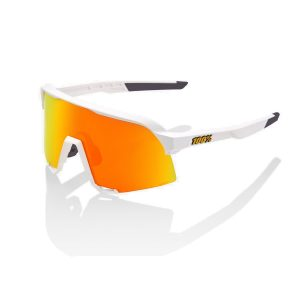 Gafas 100% S3 blanco soft tact 61034-000-43