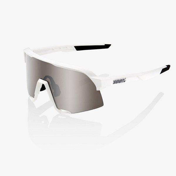 Gafas 100% S3 blanco mate 61034-000-76