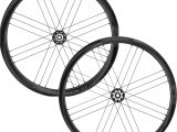 Juego ruedas CAMPAGNOLO Shamal Carbon disco