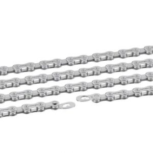 Cadena CONNEX 11s0 plata 11 vel. 118 eslabones