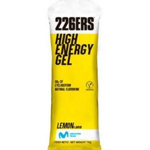 Gel 226ERS HIGH ENERGY GEL sabor limón