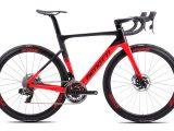 Bicicleta Benotti Fuoco Aero disco Sram Red AXS